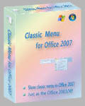Classic Menu for Office