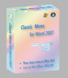 Classic Menu for Word