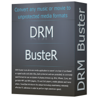 DRM Buster