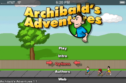 Archibalds Adventures