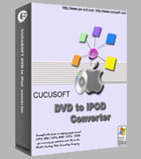 Cucusoft DVD to iPod Converter