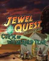 Jewel Quest Mysteries: Curse of the Emerald Tear
