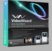VideoWizard - All-in-One DVD & Video Converter