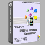Cucusoft DVD to iPhone Converter