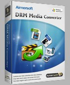 Aimersoft DRM Media Converter for Windows