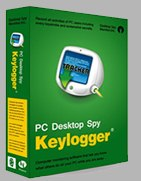 PC Desktop Spy Keylogger