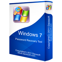 Daososft Windows 7 Password Recovery Tool