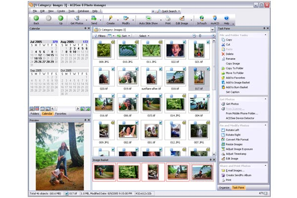 Program ACDSee Photo Manager 1