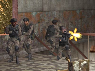 Gra Delta Force - Black Hawk Down 4