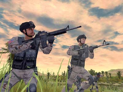Gra Delta Force - Black Hawk Down 3