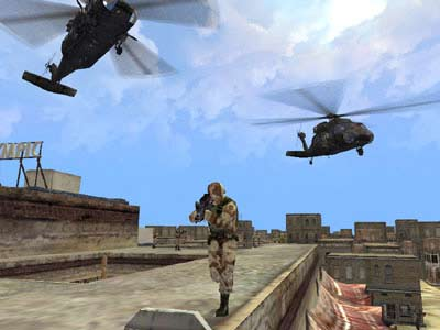 Gra Delta Force - Black Hawk Down 2