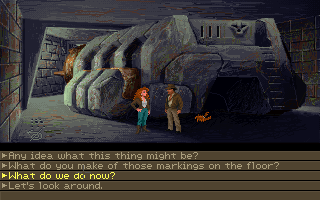 Gra Indiana Jones and the Fate of Atlantis 1