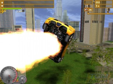 Gra Taxi Racer New York 2 2