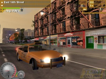 Gra Taxi Racer New York 2 1