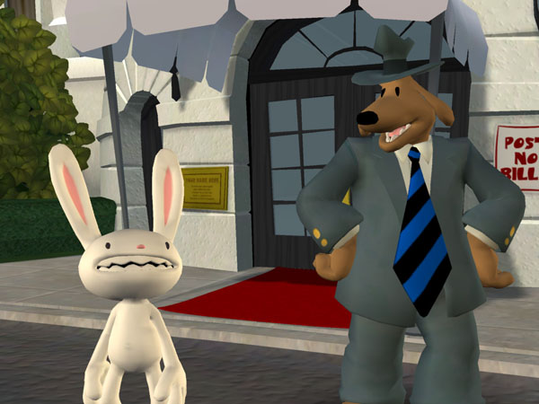 Gra Sam & Max - Abe Lincoln Must Die 2