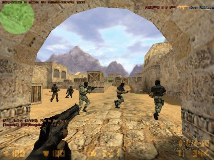 Gra Steam Installer Counter-Strike Cache (Win32) 3