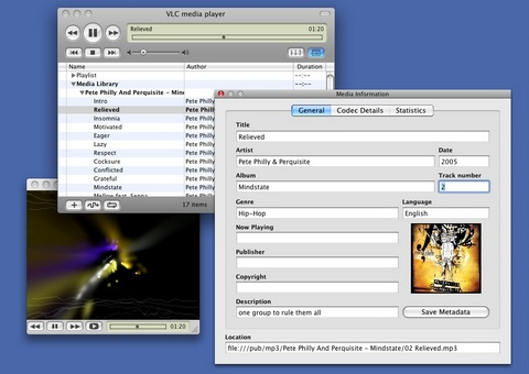 Program VLC Media Player (VideoLAN Client) 2