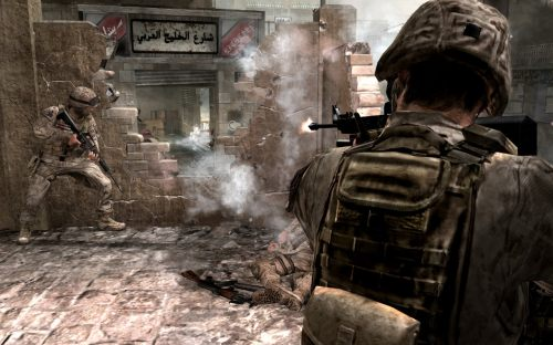 Gra Call of Duty 4 - Modern Warfare 1