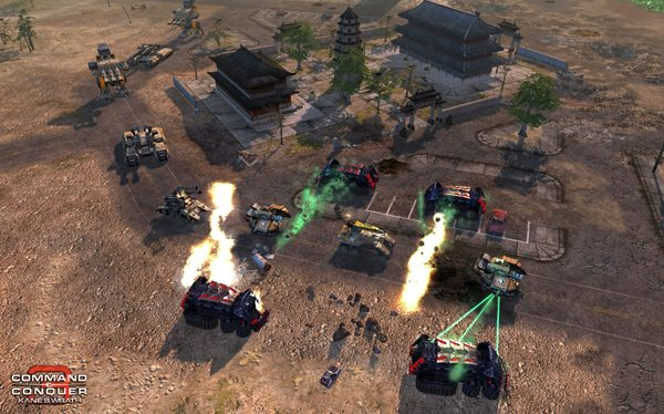 Gra Command & Conquer : The First Decade 4