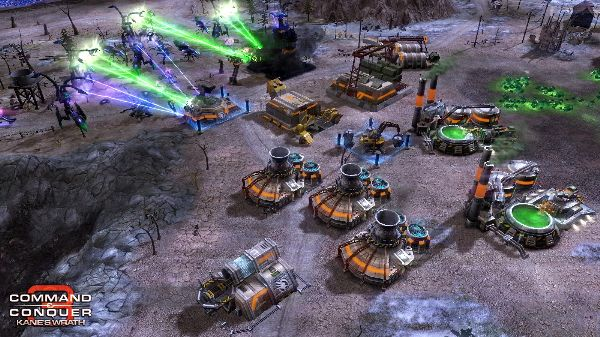 Gra Command & Conquer : The First Decade 3