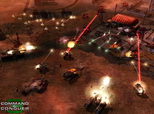 Gra Command & Conquer : The First Decade 2