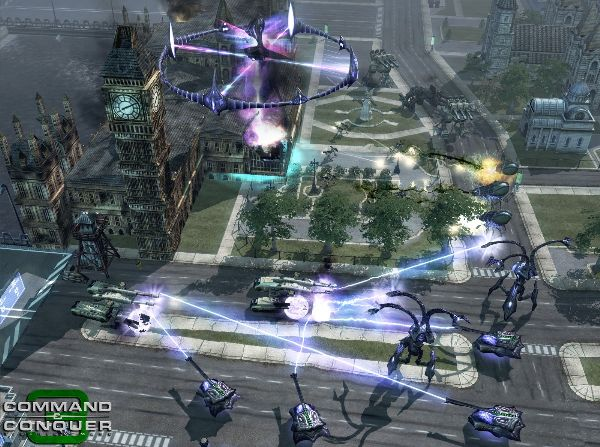 Gra Command & Conquer : The First Decade 1