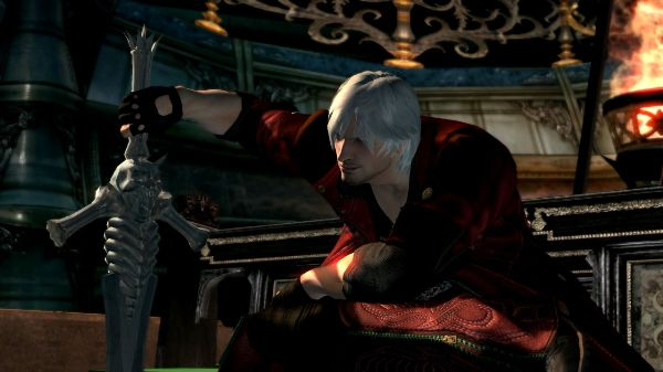 Gra Devil May Cry 4 3