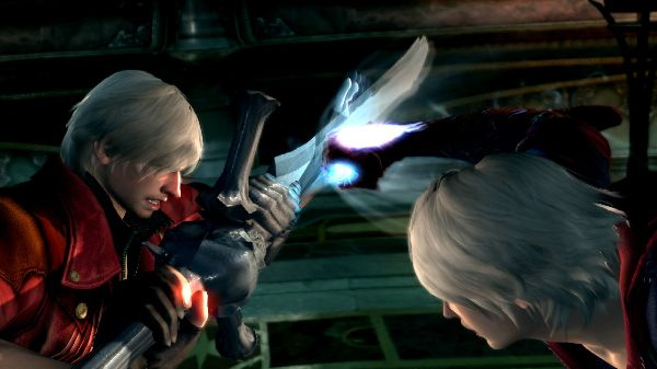 Gra Devil May Cry 4 2