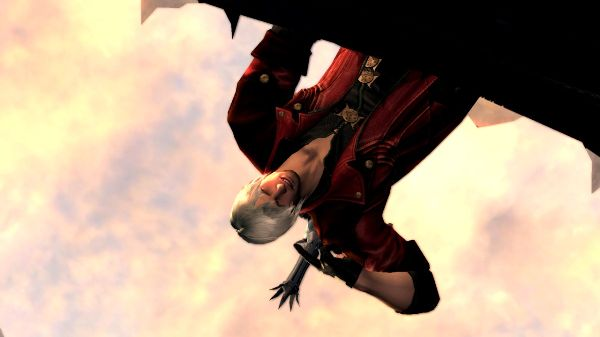 Gra Devil May Cry 4 1