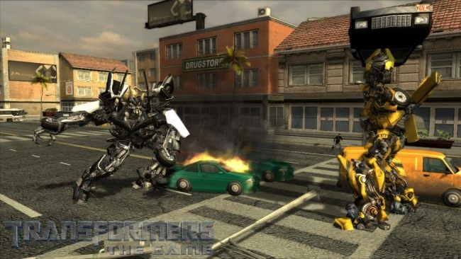 Gra Transformers: The Game 3