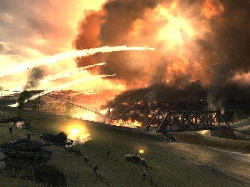Gra World in Conflict 1