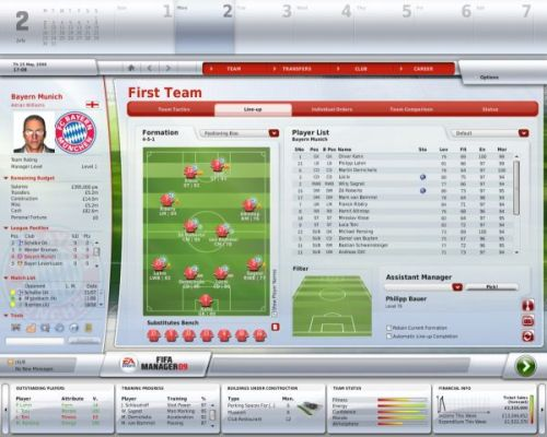 Gra Fifa Manager 3