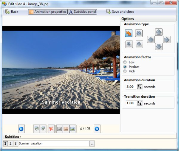 Program PhotoDVD 2