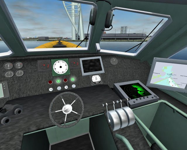 Gra Ship Simulator 2008 2