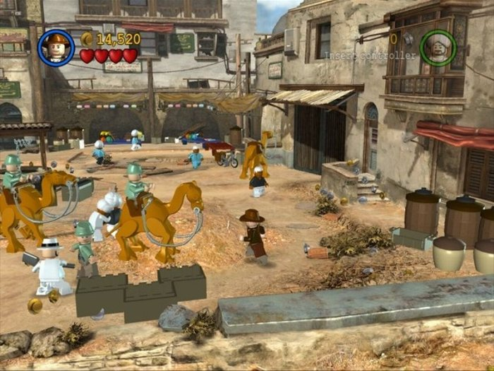 Gra LEGO Indiana Jones 2: The Adventure Continues 2