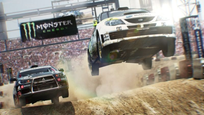 Gra Colin McRae: DIRT 2 4