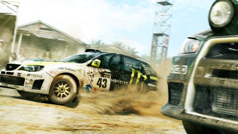 Gra Colin McRae: DIRT 2 3