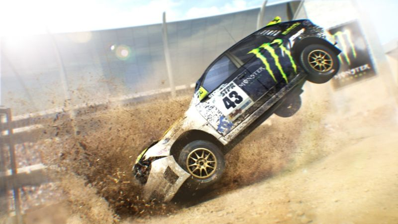 Gra Colin McRae: DIRT 2 2