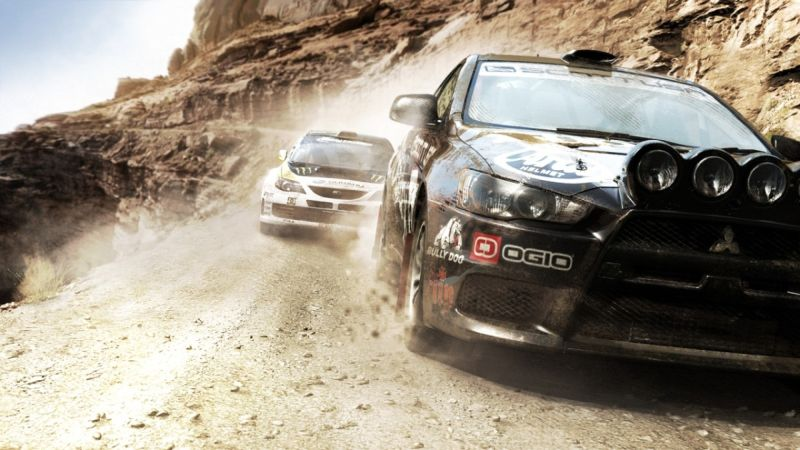 Gra Colin McRae: DIRT 2 1