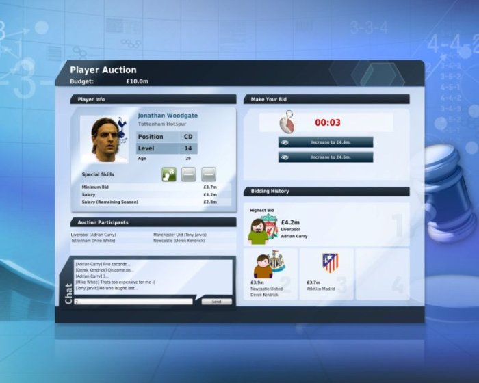 Gra Fifa Manager 10 4