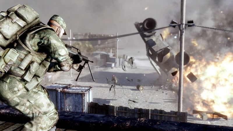 Gra Battlefield: Bad Company 2 4