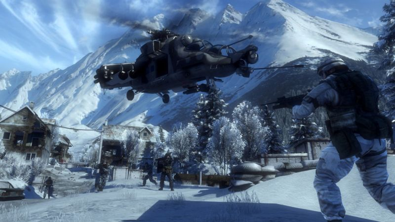 Gra Battlefield: Bad Company 2 2