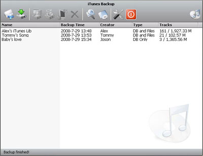 Program Cucusoft iTunes Transfer 1