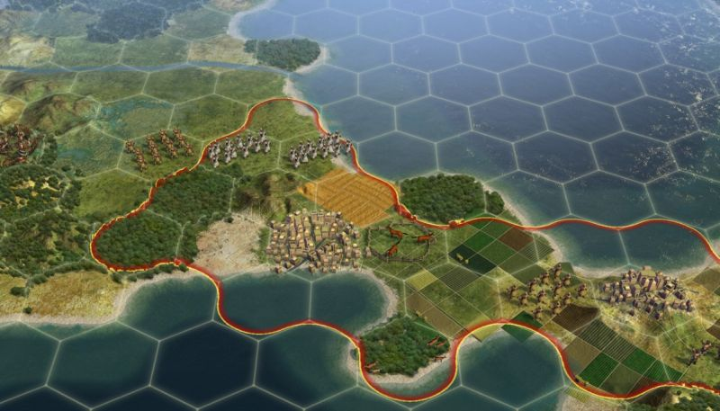 Gra Civilization V 3