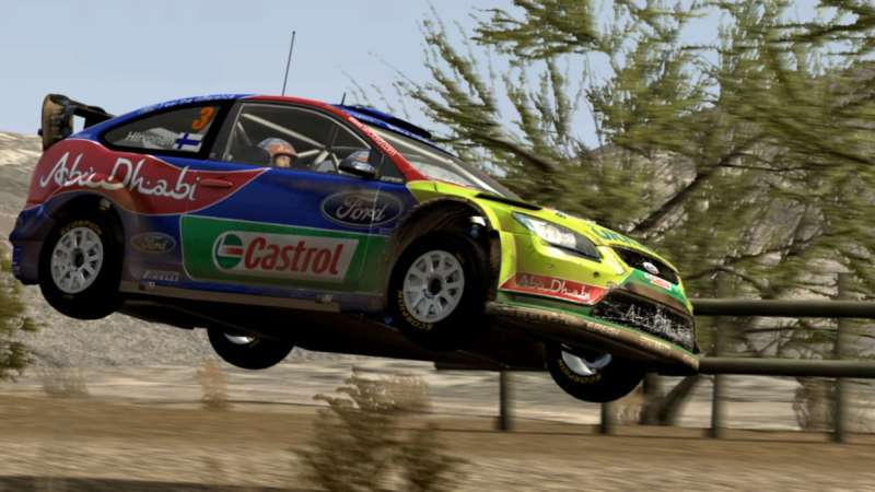 Gra WRC: FIA World Rally Championship 4