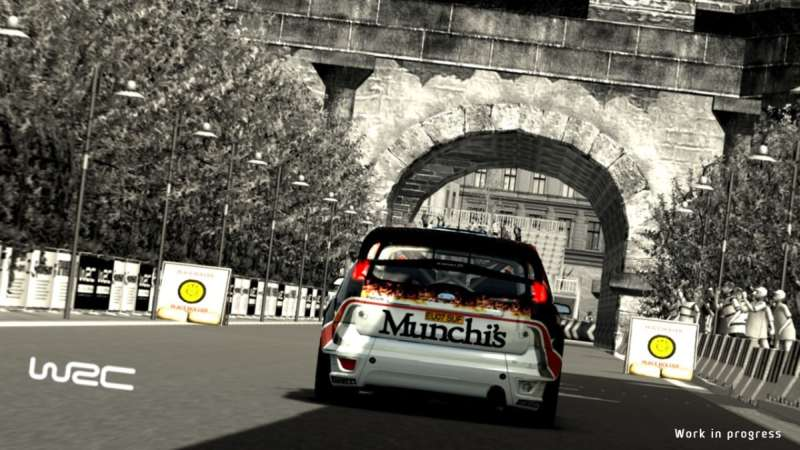 Gra WRC: FIA World Rally Championship 3