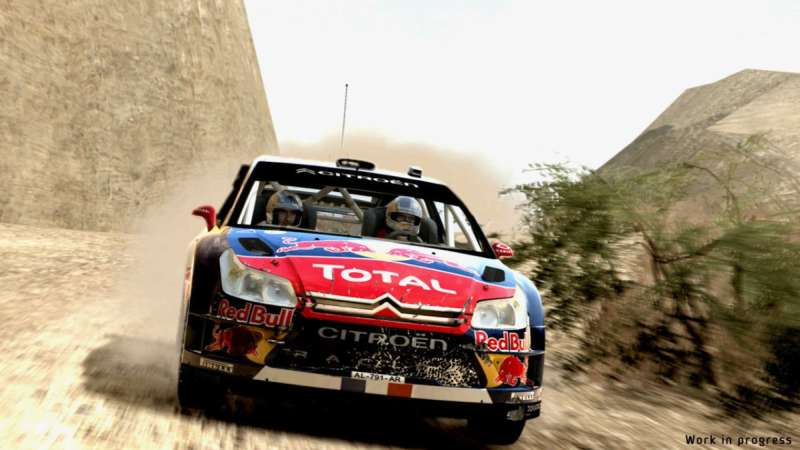 Gra WRC: FIA World Rally Championship 1
