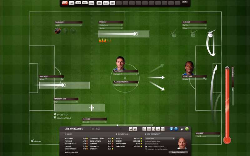 Gra FIFA Manager 11 2