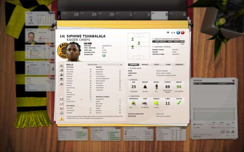 Gra FIFA Manager 11 1