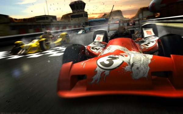Gra Victory: The Age of Racing 4